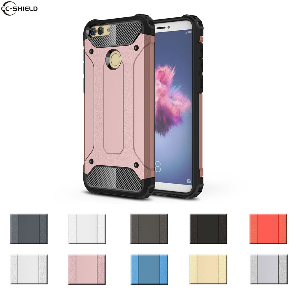 Fitted Case For Huawei Enjoy 7S 7 S 7S FIG-LX1 FIG-l21 bumper Armor Case Phone Silikon TPU Cover For Huawei P smart FIG LX1 LX2