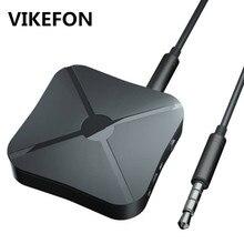 VIKEFON Bluetooth 4.2 Audio Transmitter Receiver 2in1 TV Car