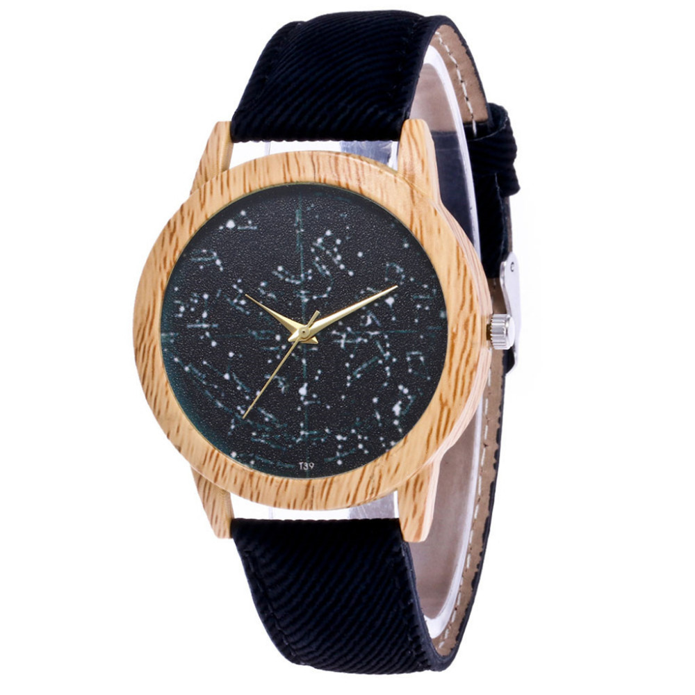 Women's Fashion Casual Leather Strap Analog Quartz Round Watch Sports Wristwatch Fashion Clock Relogio Masculino for droshipping