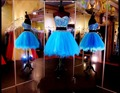 Sparkly Under 100 Backless 8th Grade Graduation Party Gowns Blue Short Two/2 Piece Homecoming Dresses With Sequined Beaded 2017