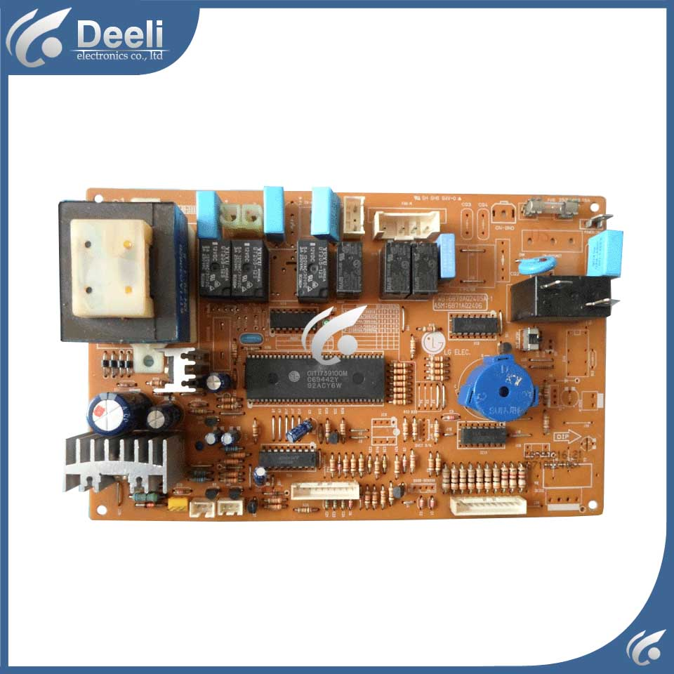 95% new good working for air conditioning Computer board 6870AQ2405A-1 6871AQ2406 control board on sale