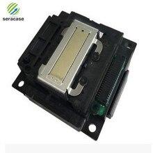 Seracase oryginalna głowica drukująca do EpsonL300 L301L350 L351 L353 L355 L358 L381 L551 L558 L111 L120 L210 L211 ME401 XP302 głowica drukująca