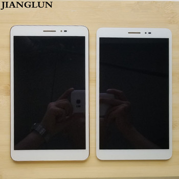 JIANGLUN LCD Display +Touch Screen Digitizer Assembly with Frame For Huawei Honor tablet T2-8pro JDN-W09 JDN-AL00