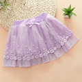 Tutu Rokjes Baby Kids Summer Skirts For Girls Multilayer Tulle Solid Colors Short Handmade Fashion New Design Dance Skirt