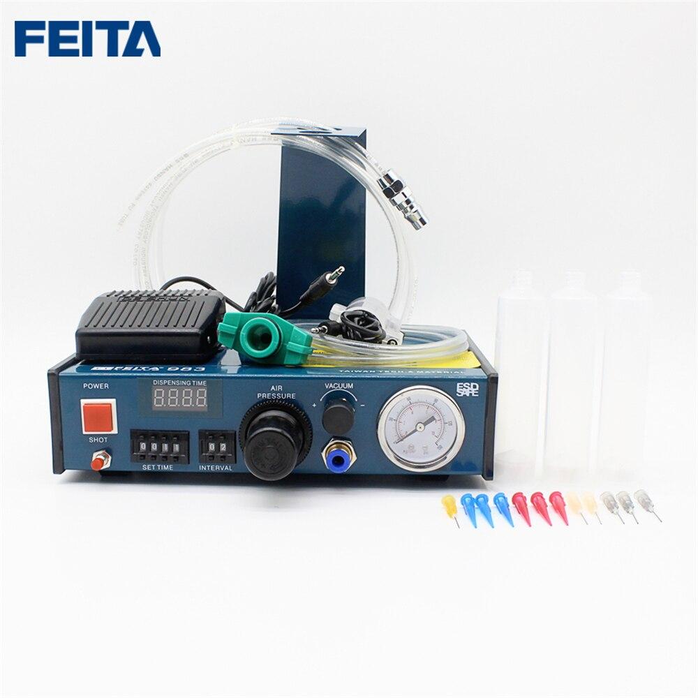 FEITA resina epossidica erogazione macchina Automatica dispenser colla FT-983