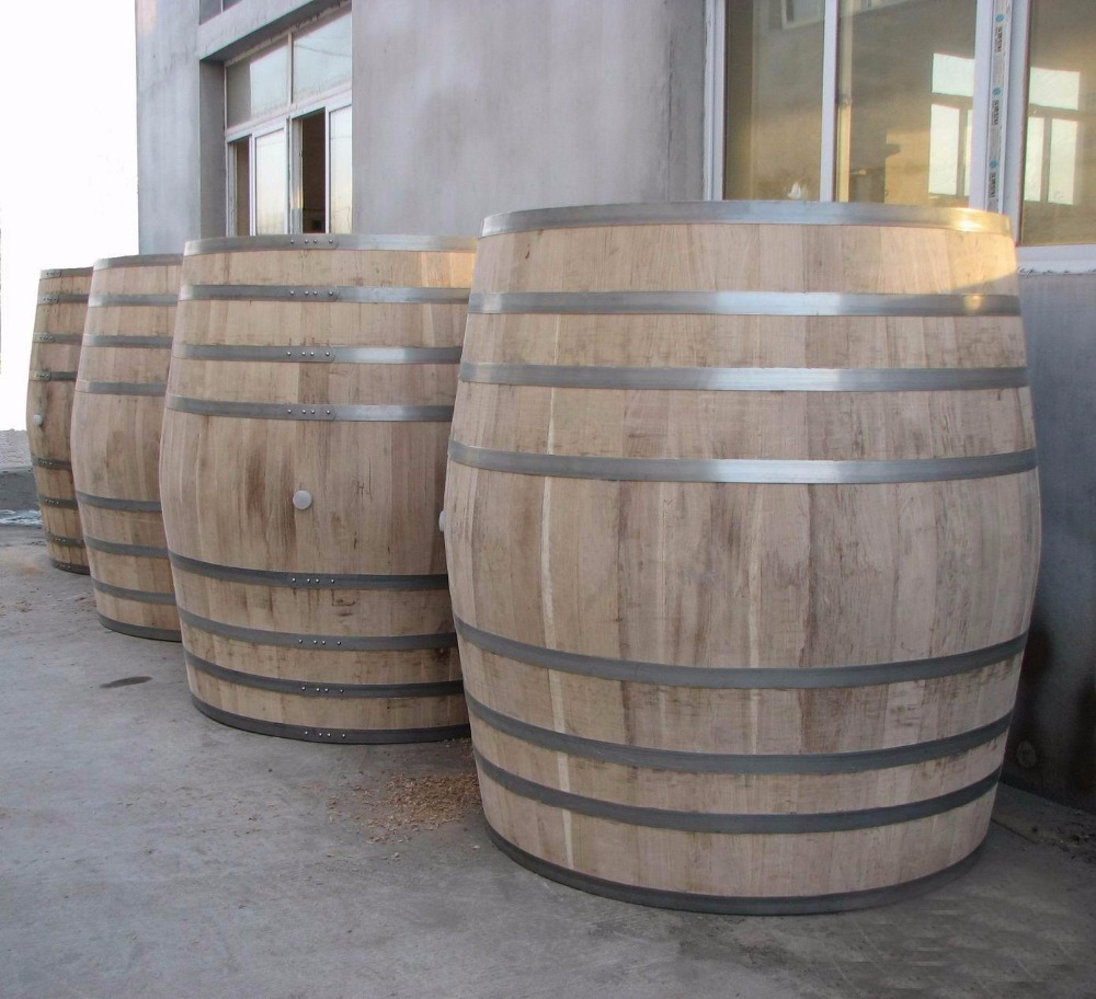 3000l Beer Brewing Barrel Stainless Steel Inner Container Oak