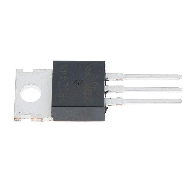 5Pcs IRLZ44N power mosfet logic level n-channel 0.022Ohm ic chip@e