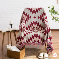 Kilim Kilim National Style Pattern Cotton Carpet Carpet Cushion American Village Sofa Pad Scarf Wallpapers 26gc149yg4