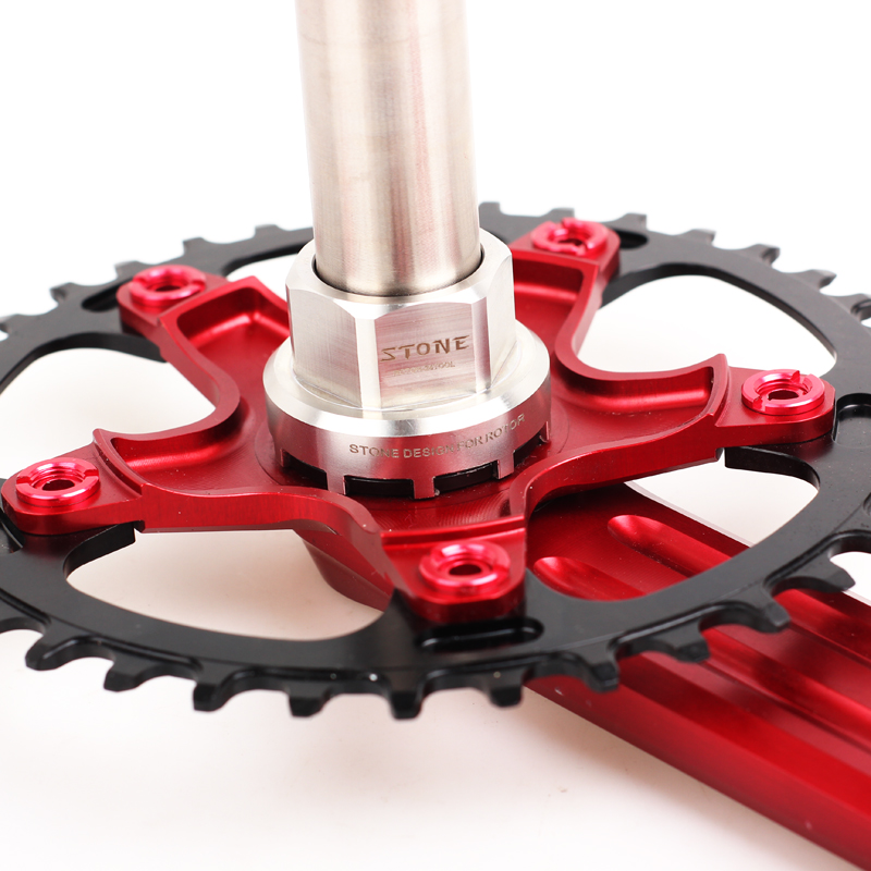 Bicycle Crank Spider Tool 24mm for Rotor 3D Crank