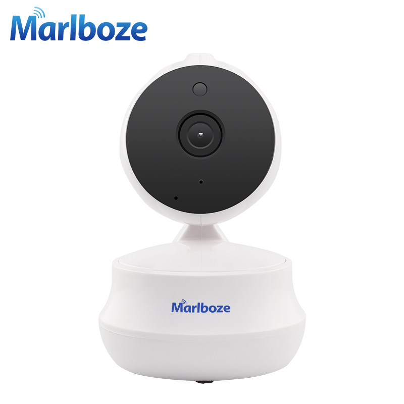 Marlboze HD 720P WIFI Cloud Storage IP Camera IR Night Vision P2P Motion Detect APP Remote View Security Surveillance Camera howell wireless security hd 960p wifi ip camera p2p pan tilt motion detection video baby monitor 2 way audio and ir night vision