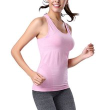 Women s Soft Tank Tops Quick Dry Breathable Sleeveless Tops Clothes Fitness