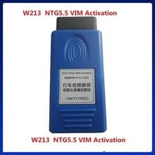 VIM Activation for Mercedes Benz Vehicles w213 NTG5.5 Navigation TV FREE