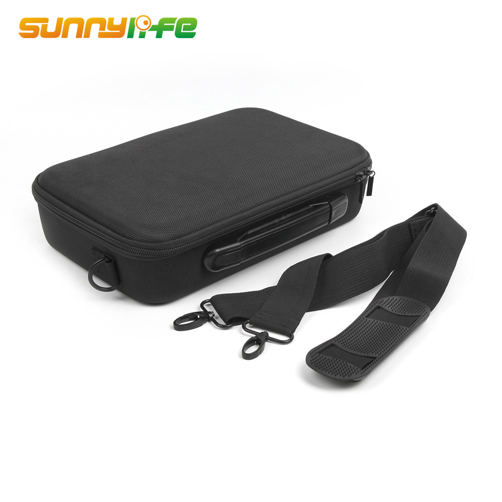 Storage Shoulder Bag Protective Handbag Suitcase for DJI Tello Drone and Gamesir Remote Controller