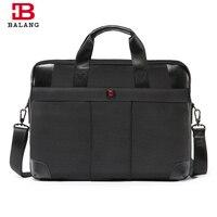 BALANG Brand Business Men S Crossbody Bags High Quality Laptop Bags Oxford Waterproof Travel Shoulder Bags