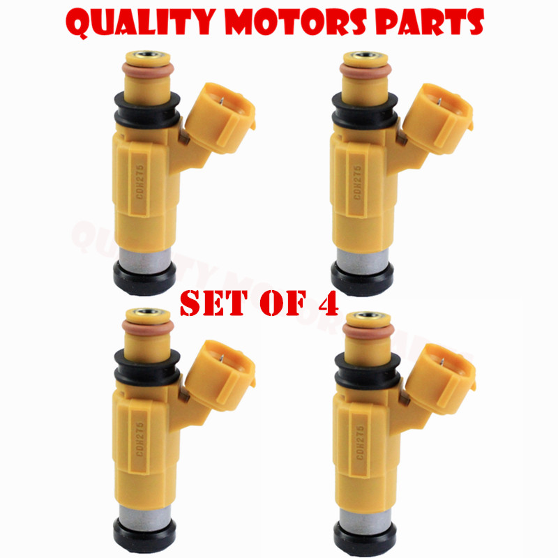 FUEL INJECTORS YAMAHA OUTBOARD FOUR STROKE 150 HP CDH275 63P1376100