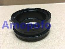 Amopofo, ALPA-FX Adapter For Alpa Lens to Fujifilm X-A2 X-T1 X-A1 X-E2 X-M1 X-E1 X-Pro1