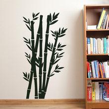 Arbre Nature Bambou Chinois Japonais Sticker Décor À La Maison Salon  Chambre Vinyle Art Autocollants Chambre De Panda Alimentair.