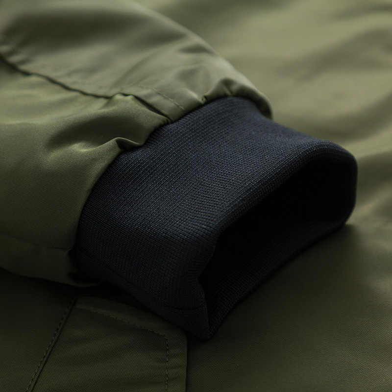 SEMIR, мужская бейсбольная куртка, Мужская куртка-бомбер с аппликацией, мужская куртка с воротником-стойкой на молнии, Мужская модная уличная одежда