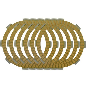 Motorcycle Engines Clutch Friction Plates Motorbike For HONDA CR125R CRF150R CRF150R CRF150RB CB250 Nighthawk CMX250C CMX250CD image