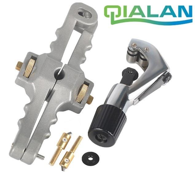 Längs Öffnung Messer Längs Mantel Kabel Rollenschneider Faser Optische Kabel Stripper SI 01 Kabel cutter
