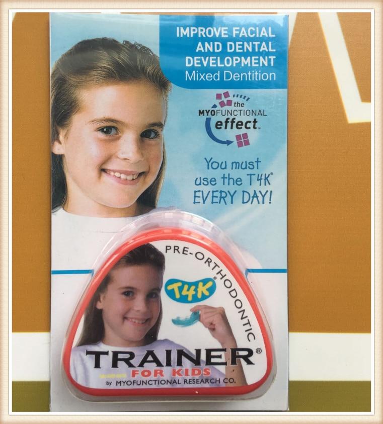 1 pcs Dental T4K Orthodontic Teeth Trainer Appliance Orthodontic Teeth Trainer For Kids adults