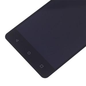 Image 3 - 100% nowy czarny/biały wyświetlacz lcd dla BQ Aquaris M5 wyświetlacz LCD + ekran dotykowy cyfrowy konwerter w celu uzyskania m5 do naprawy części
