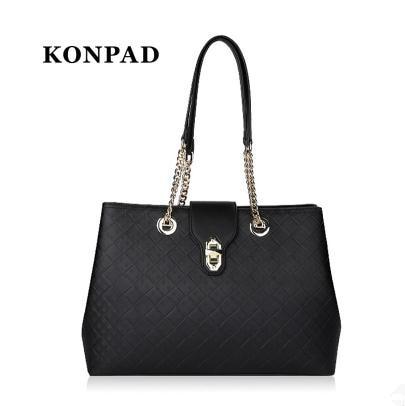 2018 women real leather shoulder bag fashion women handbag