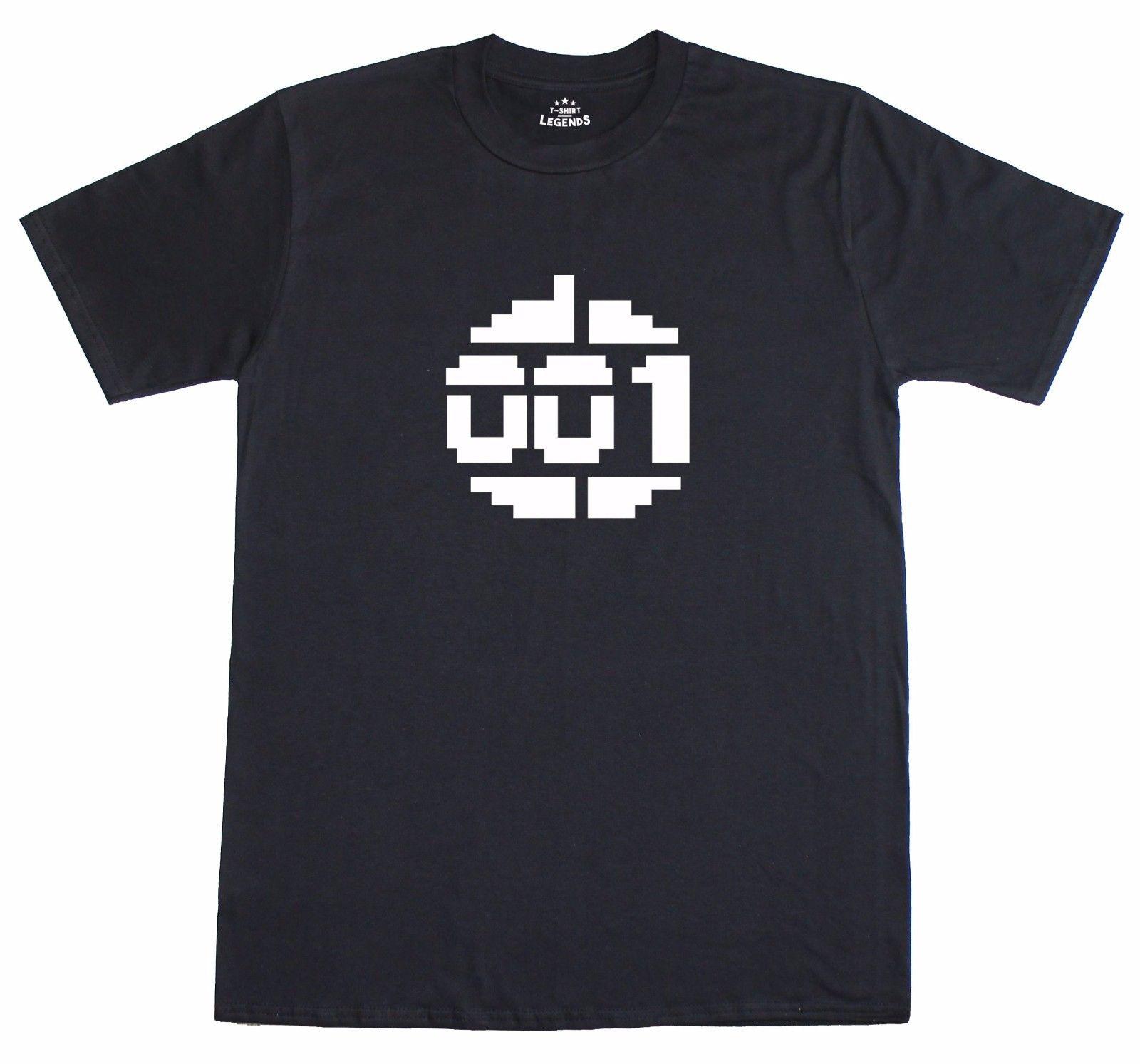 Paradroid Ретро Commodore 64 8 бит геймер мужские Regular Fit хлопковая футболка
