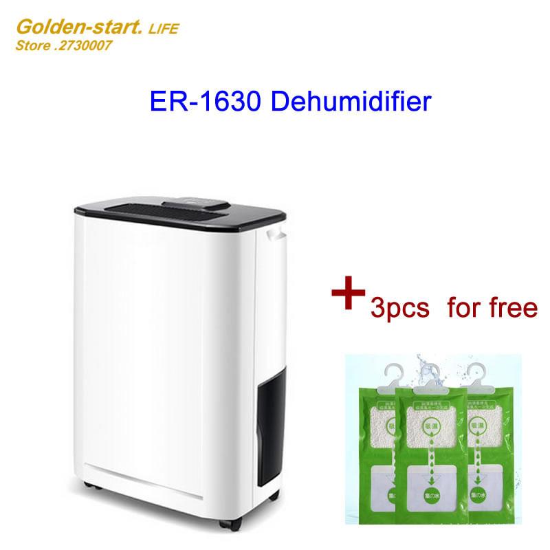 spedizione gratuita elettrico refrigerative deumidificatore per la casa air dryer macchina umidit assorbono acqua intelligente deshumidifier