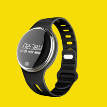 Bluetooth Men Smart Watch Waterproof Smartwatch For Android IOS SmartPhone Wristband Wearable Device Black And White Color