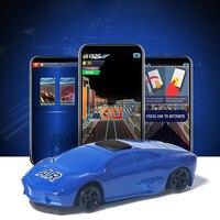 Jogo de AR Novo Modelo de Carro Esportivo de Corrida de Carros Jogo de Corrida de Velocidade One-handed Pocket Jogos de Esportes Arena para Smartphone