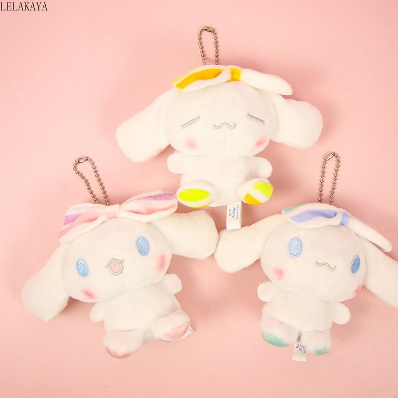 Hatsune Miku Plush Pillow Cute Stuffed Doll Cushion Keychain Pendant Anime Toy