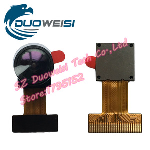 Image 1 - Suitable for ESP32  OV2640 160 degrees wide angle camera module double pass lens with connector Infrared 850nm   night version