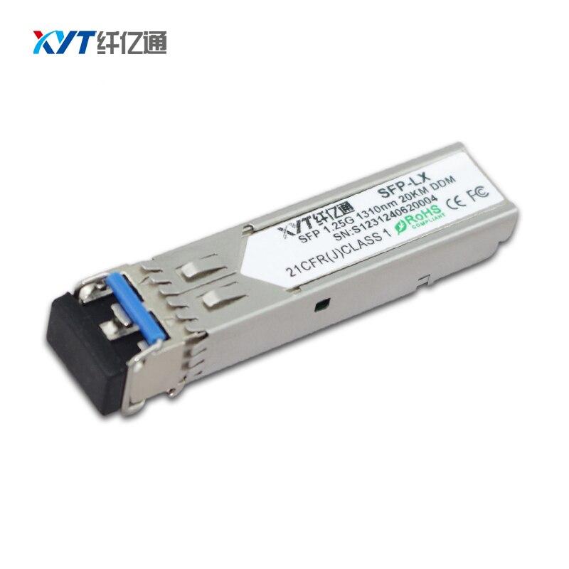 factory wholesale 5 pieces 1.25G 1310nm 20km SFP optic transceiver Dual Fiber SFP modulefactory wholesale 5 pieces 1.25G 1310nm 20km SFP optic transceiver Dual Fiber SFP module