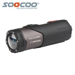 Original SOOCOO S20WS Action Camera, Waterproof 10M 1080P Full HD Bicycle Cycling Helmet Mini Outdoor Sport column DV cam