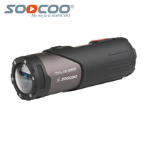 Original SOOCOO S20WS Action Camera, Waterproof 10M 1080P Full HD Bicycle Cycling Helmet Mini Outdoor Sport column DV cam