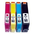 4Pcs For HP 564 Ink Cartridge for HP 4620 3070A 6510 B109a B110a B209a C410a C510a C5324 C5370 C5388 C5390 C5460 D5680 D7560
