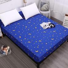 Dreamworld водонепроницаемый матрас для кровати, водонепроницаемый матрас, защитный коврик, простыня, раздельное водяное постельное белье с эластичным покрытием