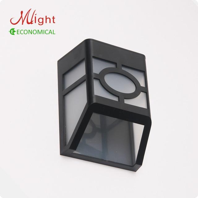 € 19.42 |Extérieure LED Mur Lampe Clôture Lampe Solaire Alimenté  Rechargeable Batterie Jardin Traditionnel Chinois Style Extérieur Solaire  ...