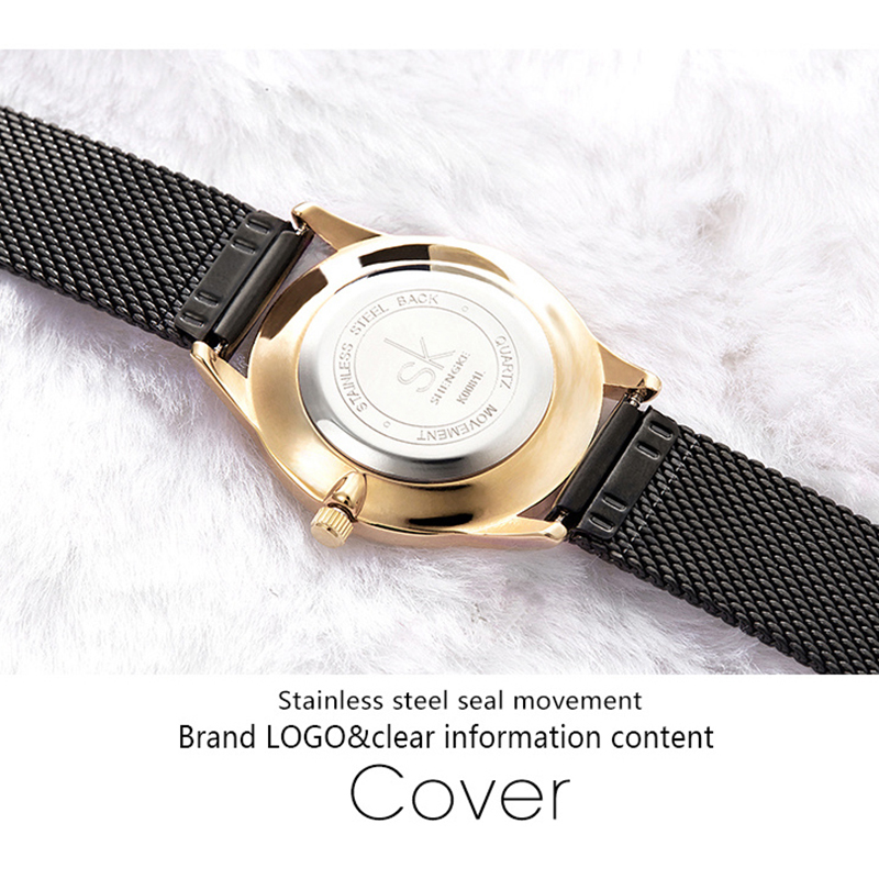 Shengke 2018 Ποιότητα πολυτελείας ρολόι - Γυναικεία ρολόγια - Φωτογραφία 4