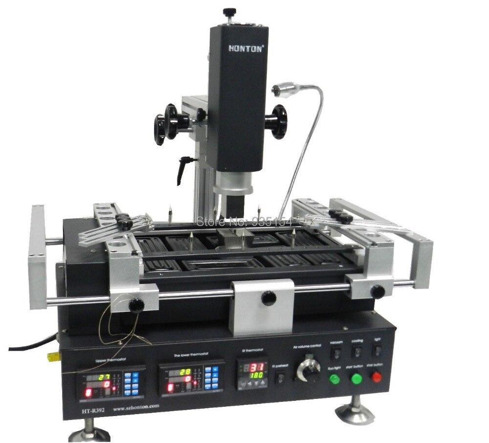 Honton HT-R490 hot air BGA Rework Machine BGA reballing machine no tax to Russia