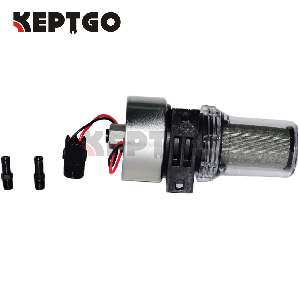 291-001-456-7297, 291-001-456-7295 , 40253N, 417059B, 40223, 610-2400 Electric Fuel Pump 12V Fit Thermo King MD/KD/RD/TS/URD/XDS