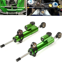 Motorcycle For KAWASAKI Z750 2005 2006 2007 2008 2009 2010 2011 2012 Steering Damper Mounting Stabilizer Motorcycle Accessories цена в Москве и Питере