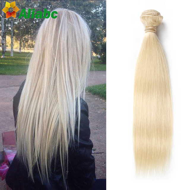 Blonde Brasilianische Gerade 613 Blonde Haarwebart Blonde