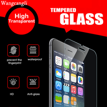 Protective Glass on the For iPhone 5s 5 SE 6 6s plus 7 8 plus X  Explosion Proof Ultra Thin Film Screen Protector Tempered Glass explosion proof tempered glass screen protector guard film for iphone 5 5s transparent