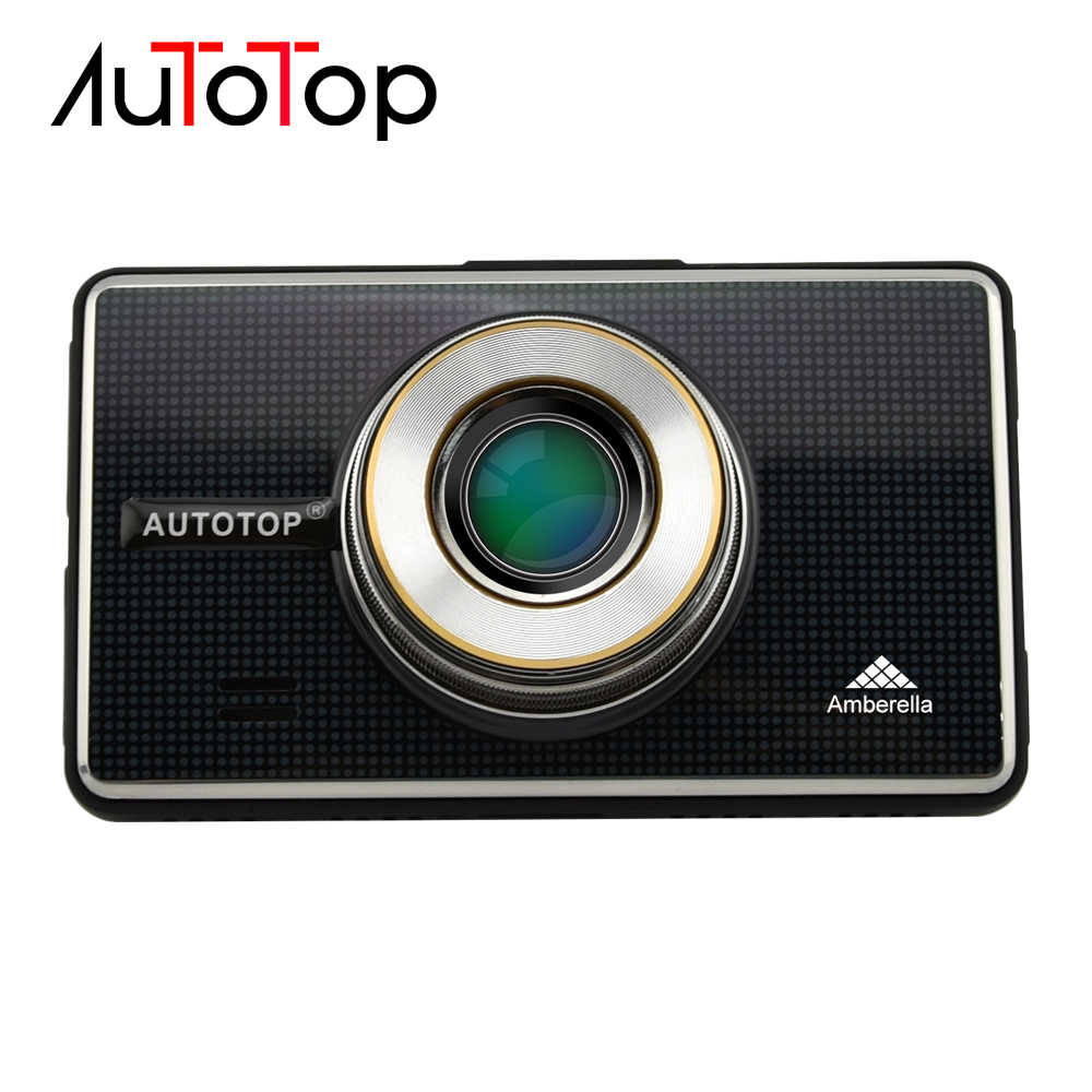 AUTOTOP Car DVR Dash Camera 4K2K Auto Driving Recorder G-sensor GPS ADAS Parking Monitor 60fps Safe Reminder Dashboard Camera