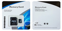 50PCS/LOT LANSTEN 100% real 16GB CLASS 10 Micro Sd Card TF Card Memory Card FREE DHL WITH PACKING