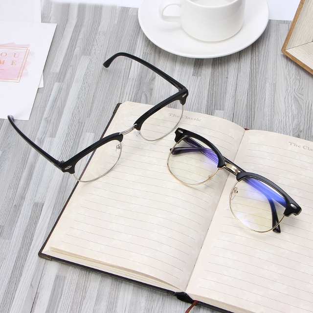 Anti-Glare Anti-UV Gaming Reading Computer Digital Screen Eye Protection Glasses 1