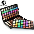 120 Colors Eyeshadow Makeup Eyeshadow Palette Comestic Tender 3 Layer Make Up Eye Shadow Full Size Luminous Set Kit