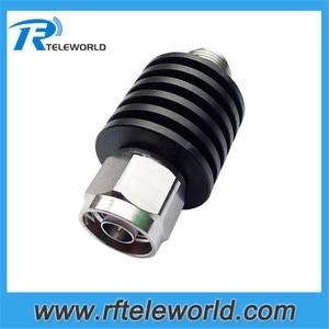 Image 2 - Darmowa wysyłka 10W RF koncentryczny tłumik 1db, 2db, 3db. 5db, 6db. 10db. 15db. 20db. 30db, 40dB, 50db DC 3GHz 50ohm tłumiki